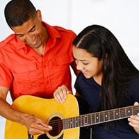 How much are guitar lessons?