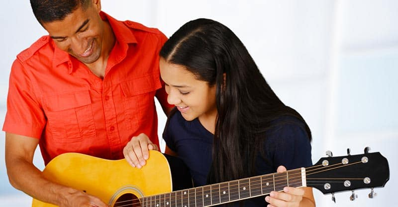 Guitar lessons prices, what to expect