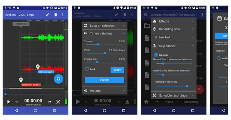 RecForge II – Audio Recorder