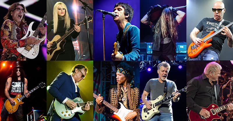 Best Guitar Quotes From Famous Guitarists