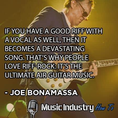 Joe Bonamassa Has Guitar Quote 3