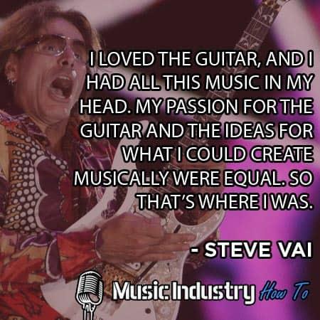Quote 4 - Steve Vai