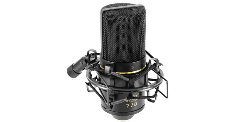 Best Cheap Microphones For Recording In A Home Studio