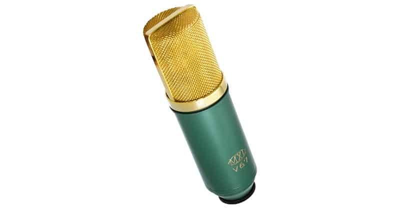Discounted MXL V67G Large Capsule Condenser Microphone