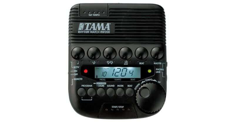 TAMA RW200 Rhythm Watch – Drummer's Metronome