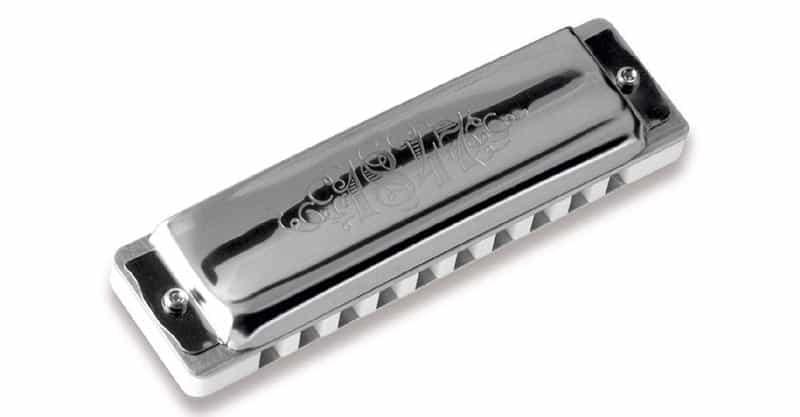Seydel 1847 Silver Harmonica – Key Of C