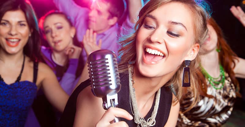 Karaoke songs that are easy to sing as a beginner