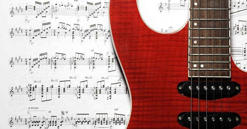 How To Read Sheet Music For Guitar