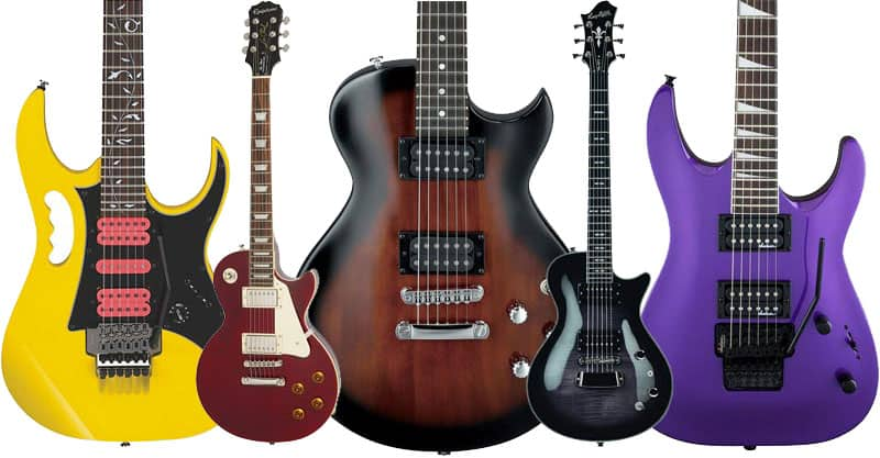 Best electric guitars under 500 1000 300 and 200