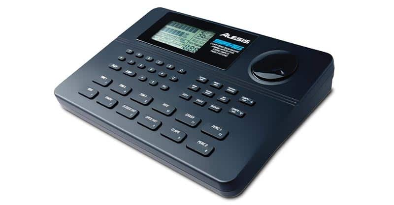 Alesis SR16   Classic 24-Bit Stereo Electronic Drum Machine With Dynamic Articulation