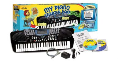 eMedia My Piano Starter Pack EK05103