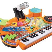 Toy pianos for children