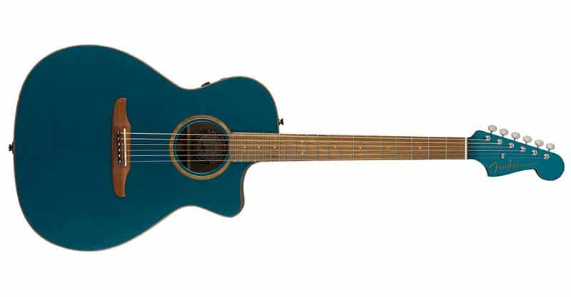 Fender Newporter Classic – California Series Acoustic Guitar