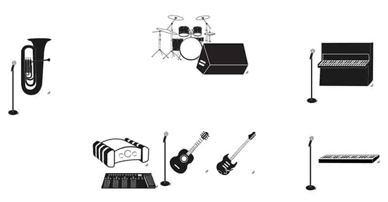 How to prepare for festival gigs as a musician