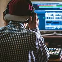 Ways that music producer can earn a living