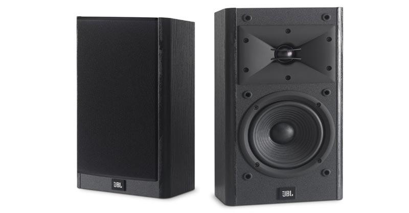 JBL Arena B15 Black Bookshelf & Surround Speaker With Special Edition Grilles