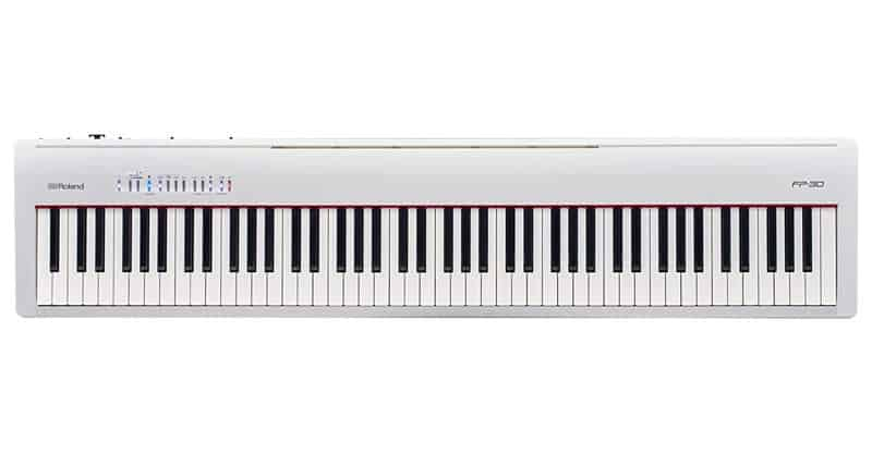 Roland FP-30 88-Note Portable Keyboard Piano