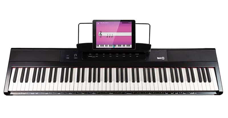 RockJam 88-Key Beginner Digital Piano