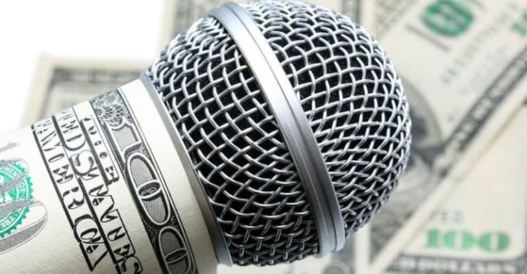 How Much Do Singers Make Per Song, Concert, Album & More