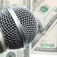 Earnings Per Song Or Album For Singers