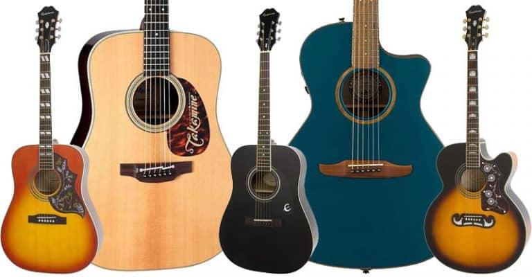 Best Acoustic Guitars 2021 Under $1000, $500, $300, $2000 & $200