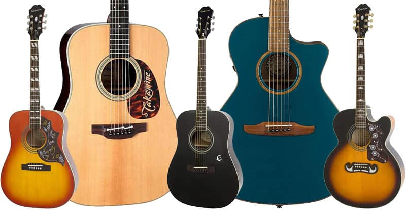 Best Acoustic Guitars Under $1000, $500, $300, $2000 & $200