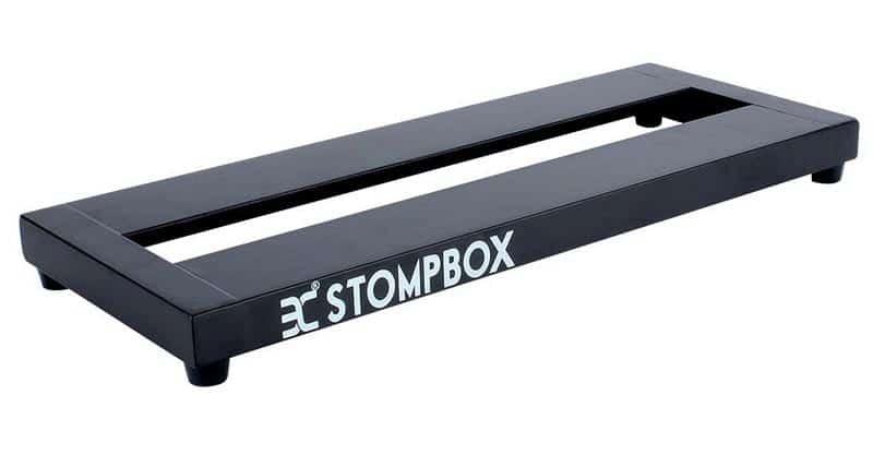 12. ENO Ex Stompbox Guitar Effects Pedalboard Mini