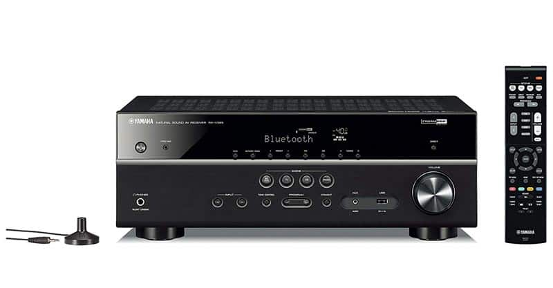 10 Best Small 5 1 Receivers 2021 Feature Heavy Compact Av Receivers Compared Music Industry How To