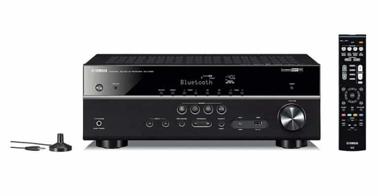 10 Best Small 5.1 Receivers 2021 – Feature Heavy Compact AV Receivers Compared
