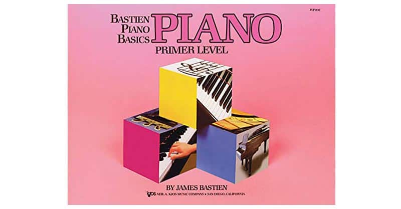 WP200 – Bastien Piano Basics – Primer Level