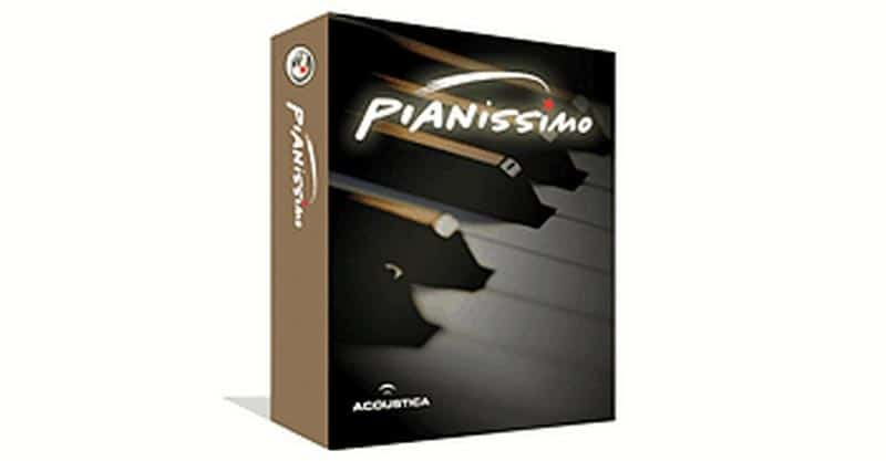 Acoustica Pianissimo Virtual Grand Piano