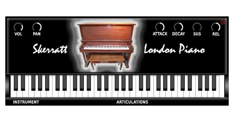Skerratt London Piano