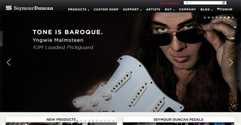 Best Stratocaster Pickups For Guitar