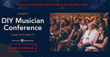 Best Music Conferences This Year