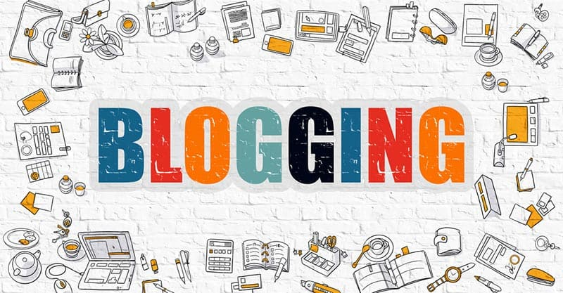 Drive traffic to your website with a blog