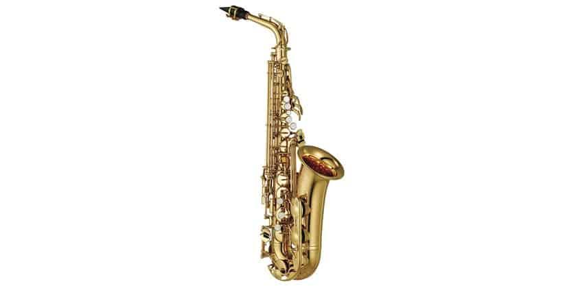 Yamaha YAS-280 Saxophones Student Alto Saxophone