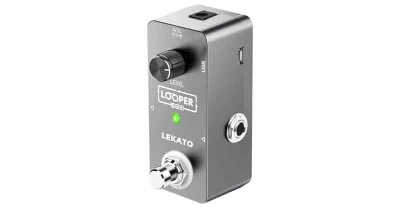LEKATO Electric Guitar Looper