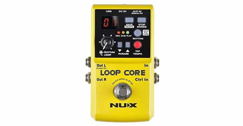 Nux Loop Core Guitar Effect Pedal