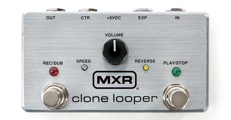 MXR Clone Looper Guitar Effects Pedal (M303)