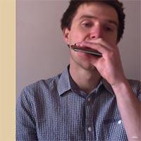 Fun and easy harmonica tabs
