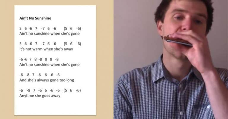 44 Easy Harmonica Songs You Can Learn Fast [Tabs & Video Examples Included]