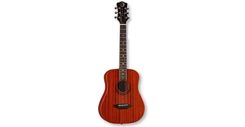 Luna Safari Series Muse 3/4-Size Travel Acoustic Guitar