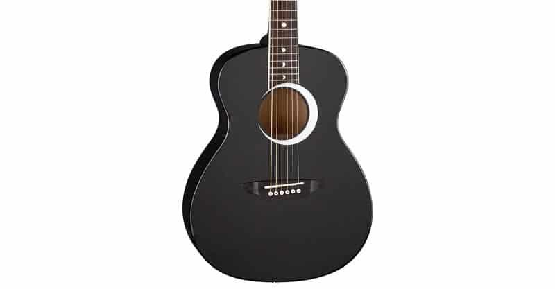Luna Aurora Borealis 3/4 Size Acoustic Guitar