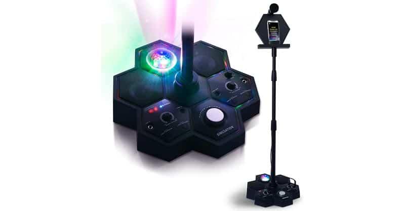 Singsation All-In-One Karaoke System & Party Machine