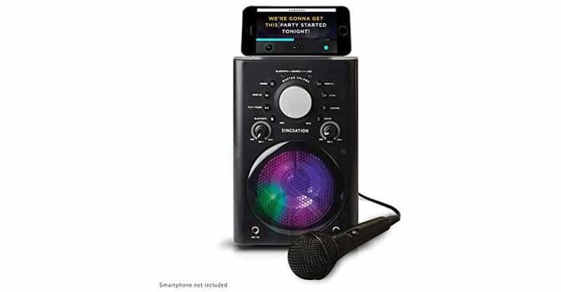 Singsation Karaoke Machine – Full Karaoke System