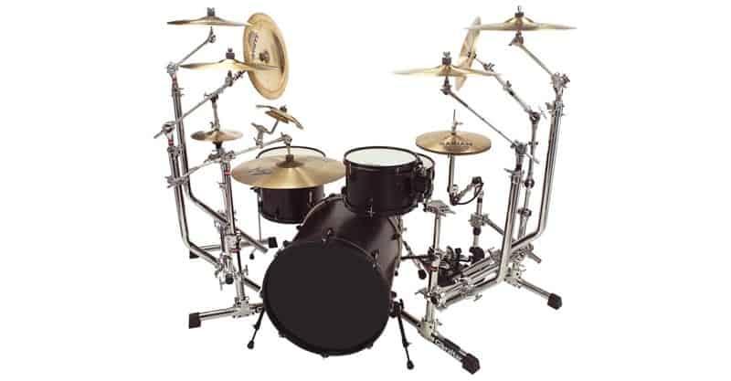 Gibraltar GSCYMARM Drum Set Rack