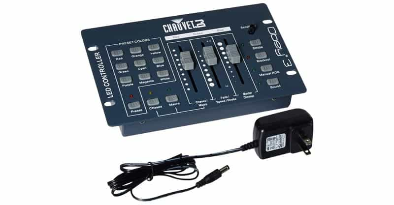 CHAUVET DJ Obey 3 Universal Controller | LED Light Controllers
