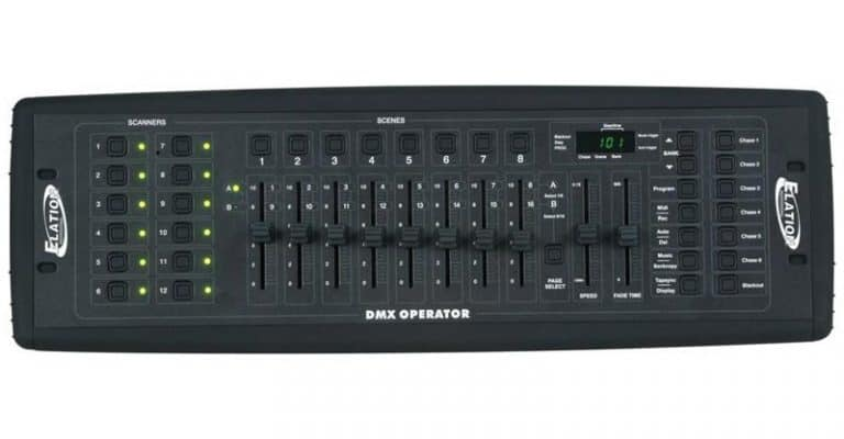 8 Best DMX Stage Light Control Software & Hardware 2021; For Clubs, Churches, DJs & More