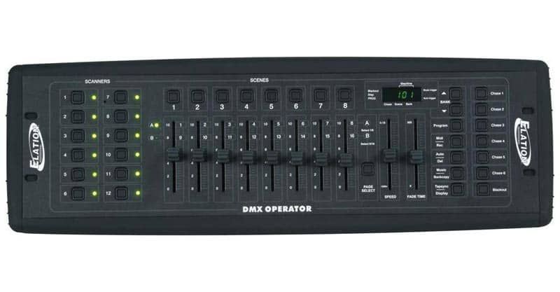 8 Best Dmx Stage Light Control Software Hardware 2020 For Clubs Churches Djs More Music Industry How To