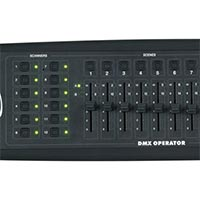Stage Lighting Control Software For Clubs, Churches And DJs